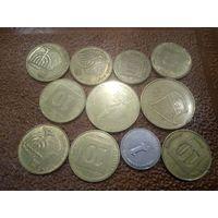 Шекели Монеты Израиль!