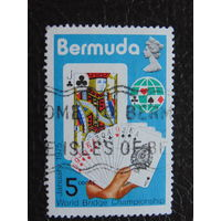Бермудские острова 1975 г. Карты.