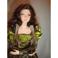 Кукла Барби Barbie Мона Лиза Леонардо Да Винчи