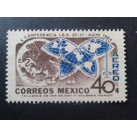 Мексика 1964 конференция, герб