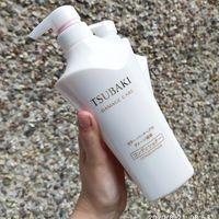 """Шампунь для поврежденных волос Shiseido Tsubaki """"Damage Care"""" 500 мл"""
