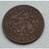 Суринам 1 цент, 1959 1-15-12