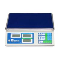 Торговые весы электронные МЕРА 30
