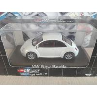 VW New Beetle .Schuco.Масштаб 1:43.