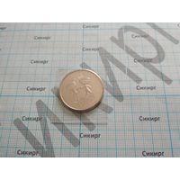Монета Россия (РФ). 25 рублей 2013. Сочи в запайке