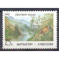 Киргизия фауна заповедник