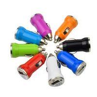 Автомобильное USB зарядное для авто авто зарядное  БЕЗ мин цены старт с 0.99р