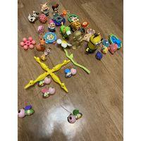 Игрушки набор для самых маленьких 0-3 года