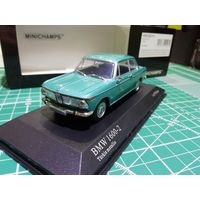 Bmw 1600 1/43 Minichamps