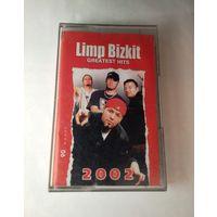 Аудиокассета Limp Bizkit 2002
