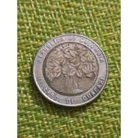 Колумбия 500 песо 2007 г