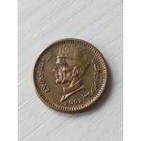 Пакистан 1 рупия 2002г.