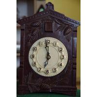 Часы кукушка ( корпус с механизмом )