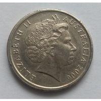 Австралия, 5 центов 2006 год.