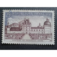 Франция 1957 дворец