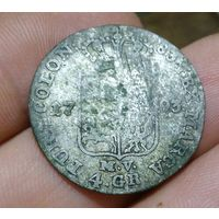 4 гроша 1793 года