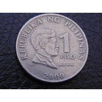 Филиппины 1 песо 2000 г.