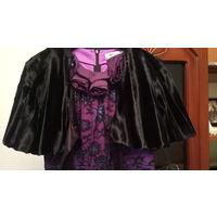 Платье фиолетовое с розами. Китай фабричный, Алиэкспресс, известный бренд VFEmage.
