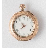 Карманные золотые часы 19 века