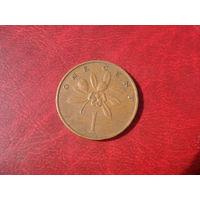 1 цент 1969 год Ямайка