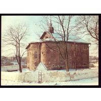 1992 год Гродно Борисоглебская церковь