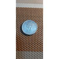 Сейшельские острова 1/2 рупии 1939