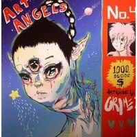 Grimes - Art Angels   //  LP new
