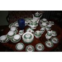 Комплект Дворянский Европа чайно кофейно обеденный из дорогой серии