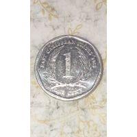Карибские острова 1 цент 2013