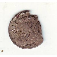 5 копеек 1756 г. ( 16 мм ) редкая