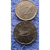 Ирландия 20 евроцентов 2003г. распродажа