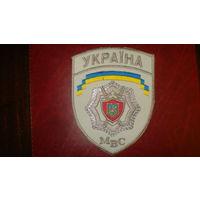 МВД Украины (на парадную рубашку)