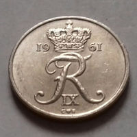 10 эре, Дания 1961 г.