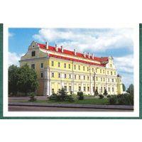 БЕЛАРУСЬ  1998 г. открытка  Пинск . Коллегиум иезуитов