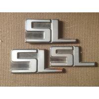 Значки SL