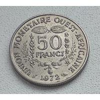 Западная Африка 50 франков, 1972 8-4-1