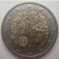 Португалия 2 евро 2007 г. Председательство Португалии в Евросоюзе