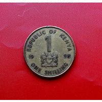 41-01 Кения, 1 шиллинг 1998 г.
