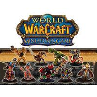 World of Warcraft Miniatures 17 штук