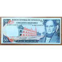 50 боливаров 1998 года - Венесуэла - UNC