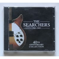Audio 2 CD, THE SEARCHERS – 40 ANNIVERSARY COLLECTION – 2CD - 2003