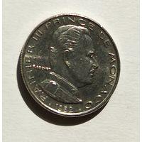 Монако 1/2 франка, 1982 5-1-55