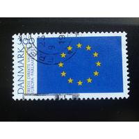 Дания 1989 европарламент
