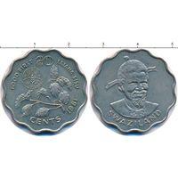 Свазиленд 20 центов 1981 FAO UNC