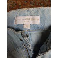 Летние шелковые джинсы на 92-98.