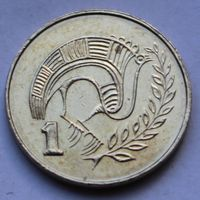 1 цент 2004 Кипр