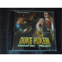 Duke nukem manhattan project