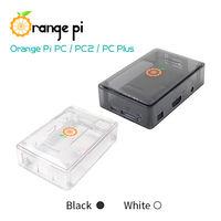 Одноплатный компьютер Orange Pi PC H3 с корпусом и блоком питания 5В 3А