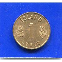 Исландия 1 эйрир 1953