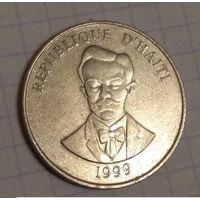 50 сантим 1999 Гаити